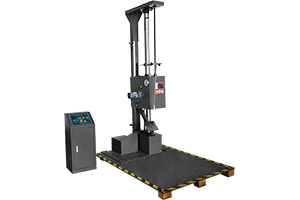 Principle and Characteristics of Single - Wing Drop Test Machine