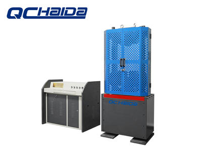 Servo Hydraulic Universal Bending Strength Testing Machine