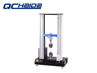Textile Leather Tensile Strength Testing Machine