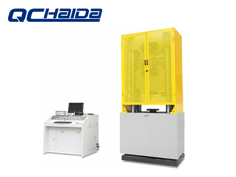 Steel Universal Tensile Strength Testing Machine