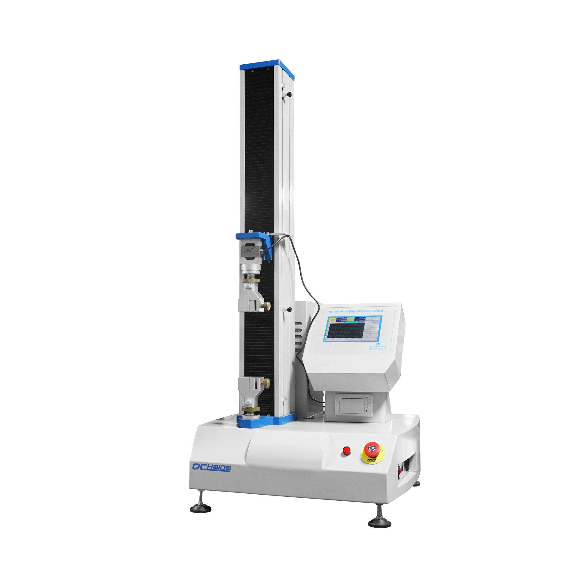 Messengers Of Protection For Students-----Touch Screen Coputerized Universal Tensile Testing Machine