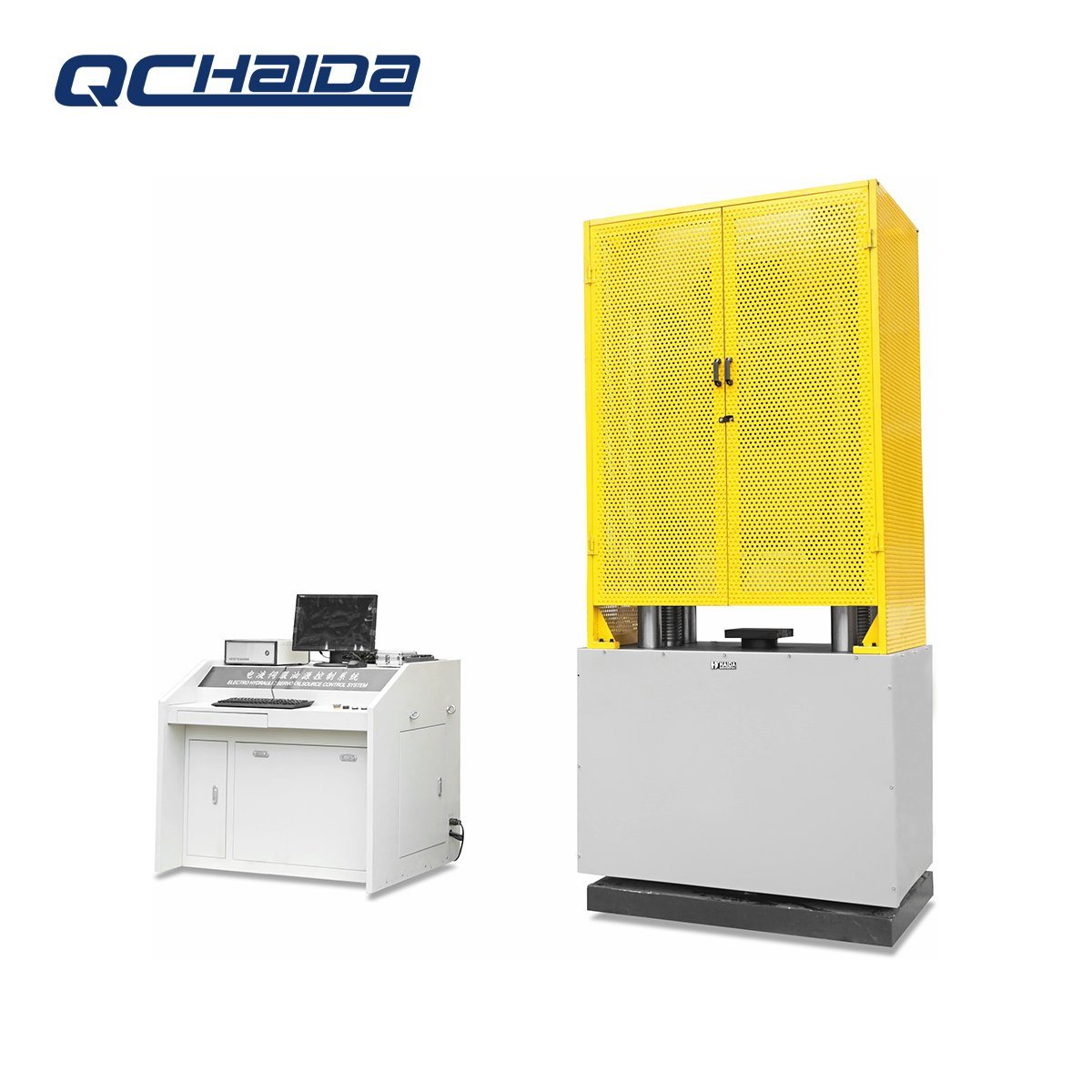 How to ensure the safety of the building?---Hydraulic univesal tensile testing machine