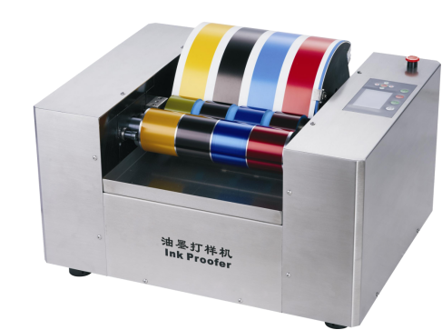 Ink Proofing Instrument Partners