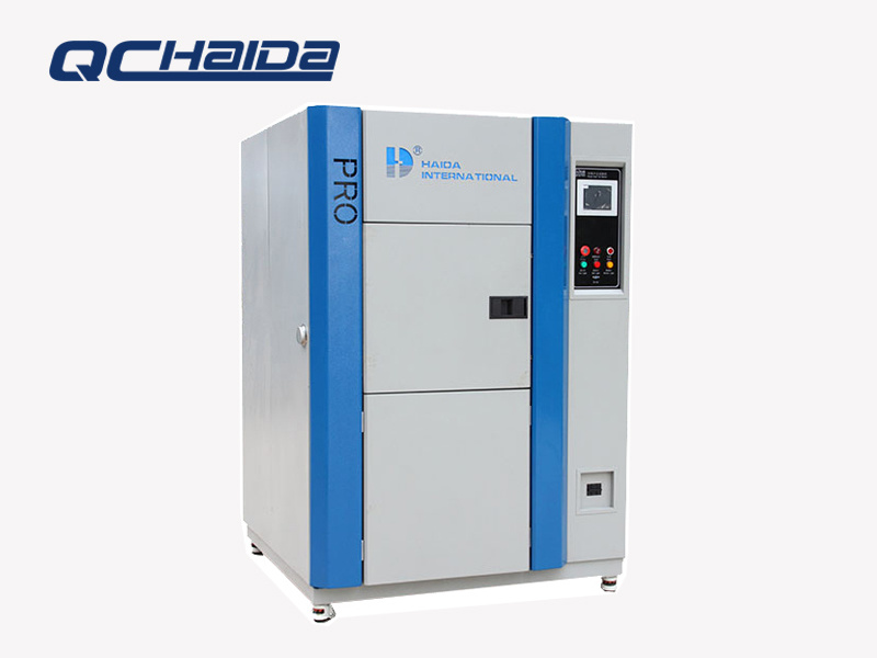 Programmable High And Low Temperature Impact Test Chamber
