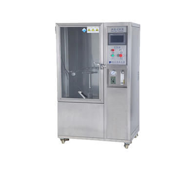 IPX9K High Temperature And High Pressure Water Spray Test Chamber