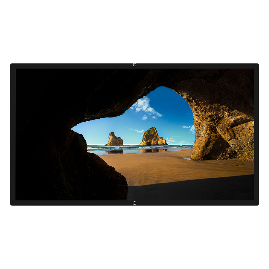 Large format Multi touch Monitor