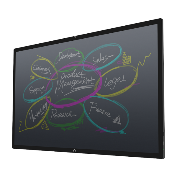 Interactive Flat Panel Display for Education