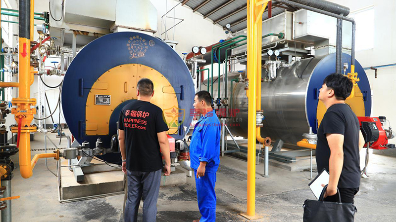 high efficiency steam boiler