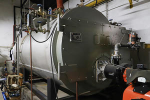 China Gas fired boilers suppliers