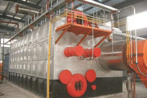 SZS Series Gas Oil Boiler Steam Boiler