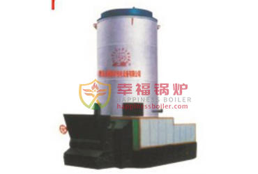 YGL series heat transfer oil boiler