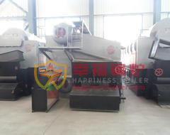 SZL series hot water boilers coal fired hot stove