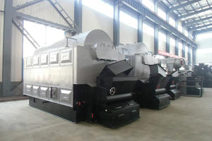 DZL Series Oil Fired Boiler