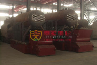 DZL series fire tube boiler coal fired hot water boiler