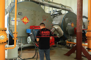China industrial gas fired boiler manufacturers