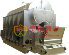 DZL series coal fired water tube boiler coal steam boiler