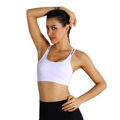 Hot Sale Gym Sexy Women Sport Fit Workout Sports Bra