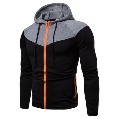 Outwork Long Sleeve Running Sportswear Zipper