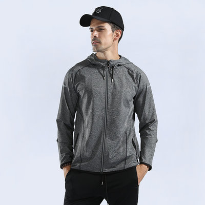 Mens Fashion Sports Hoodies Coat Casual