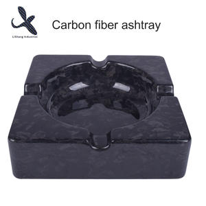 High quality Carbon fiber cigar ashtray factory