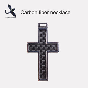 Carbon Fiber Necklace