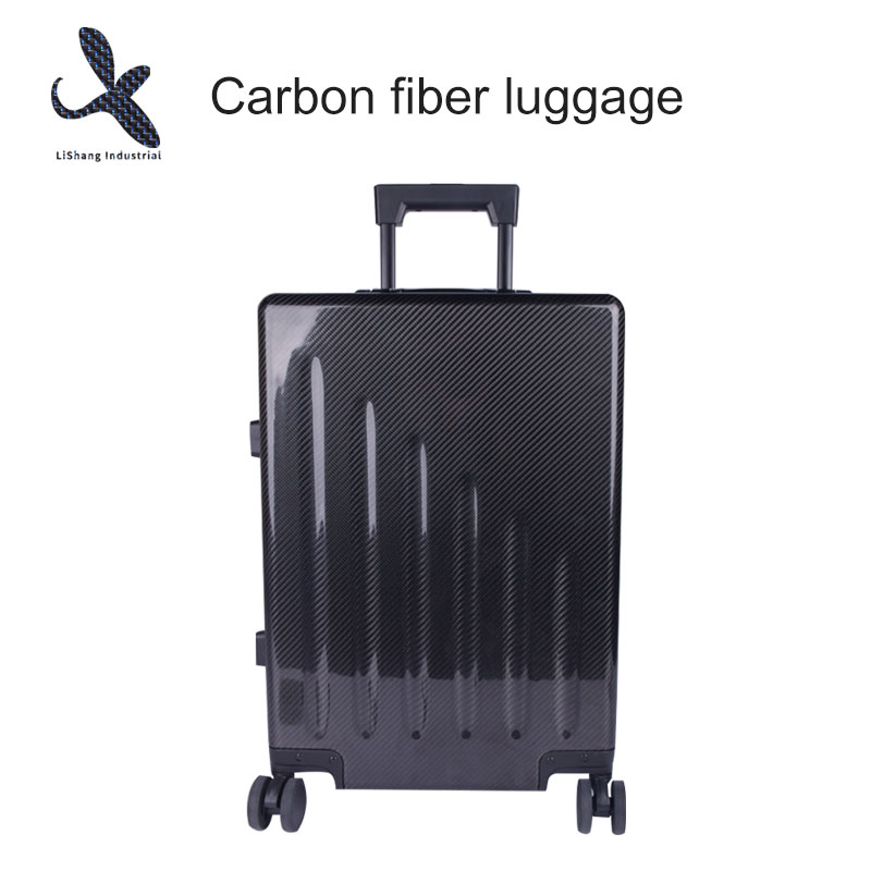 Perfect luggage--carbon fiber luggage