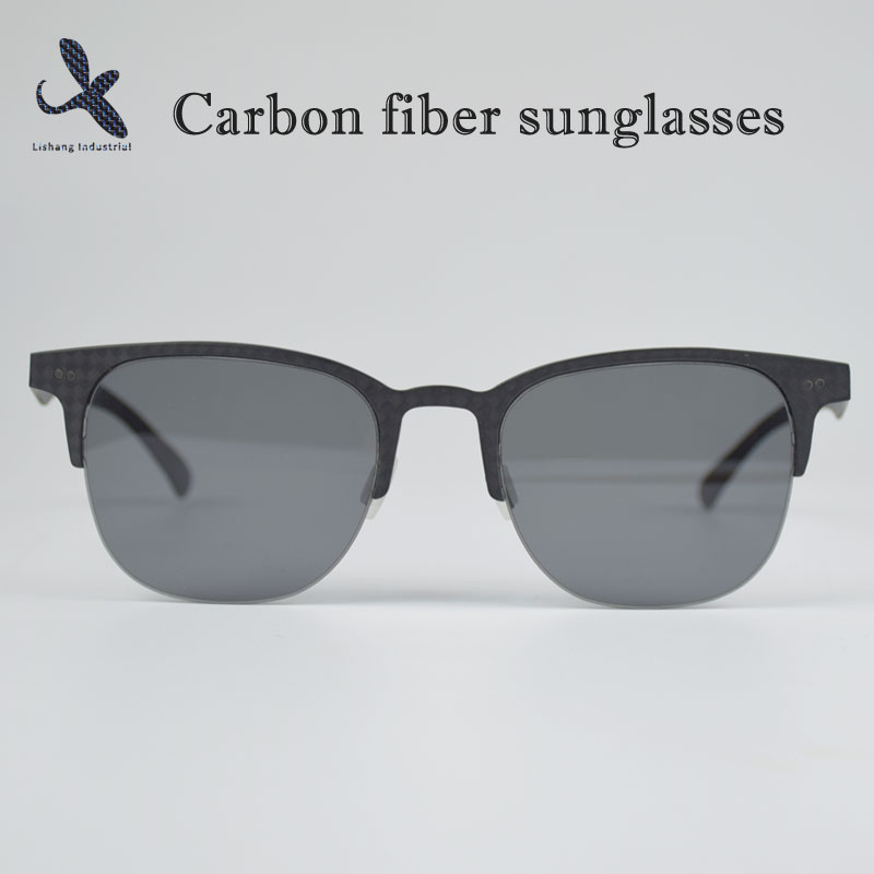 Why does more and more people choose carbon fiber sunglasses