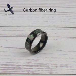 OEM Custom carbon fiber ring manufacturer