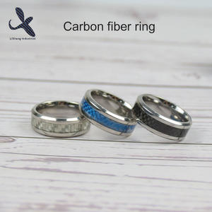 OEM Custom carbon fiber ring facatory