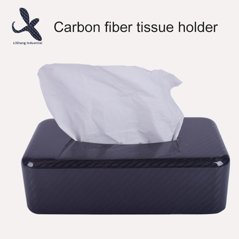 The most noble tissue holder -- carbon fiber tissue holder