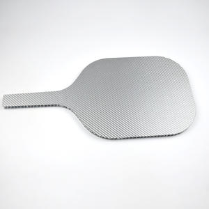 Real OEM polycore with carbon fiber face pickleball paddle factory