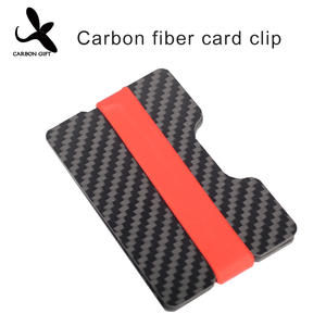 High quality OEM carbon fiber business card holder manufacturer