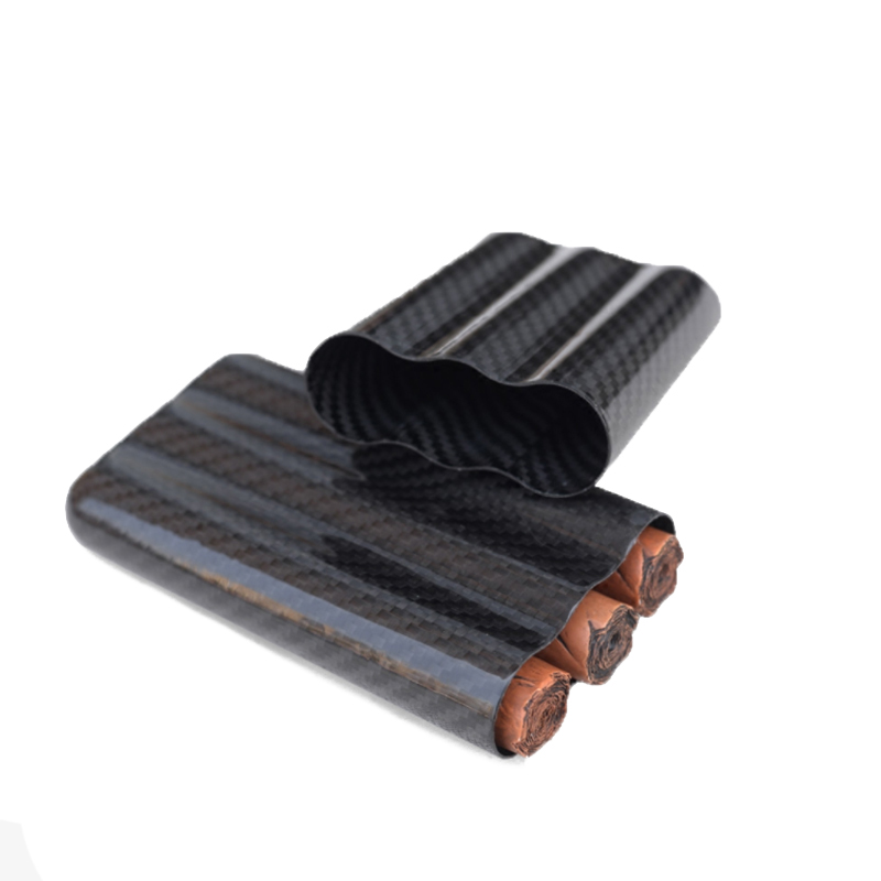 Carbon fiber cigar tube