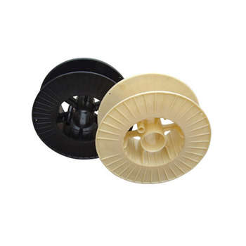 Plastic Wheel Injection Molding Parts