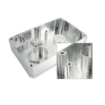 Cnc Machined Aluminum box Parts