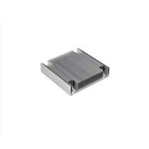 Aluminum 6061 Heat Sink with Anodizing