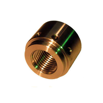 CNC Machining C36000 Brass Auto Part