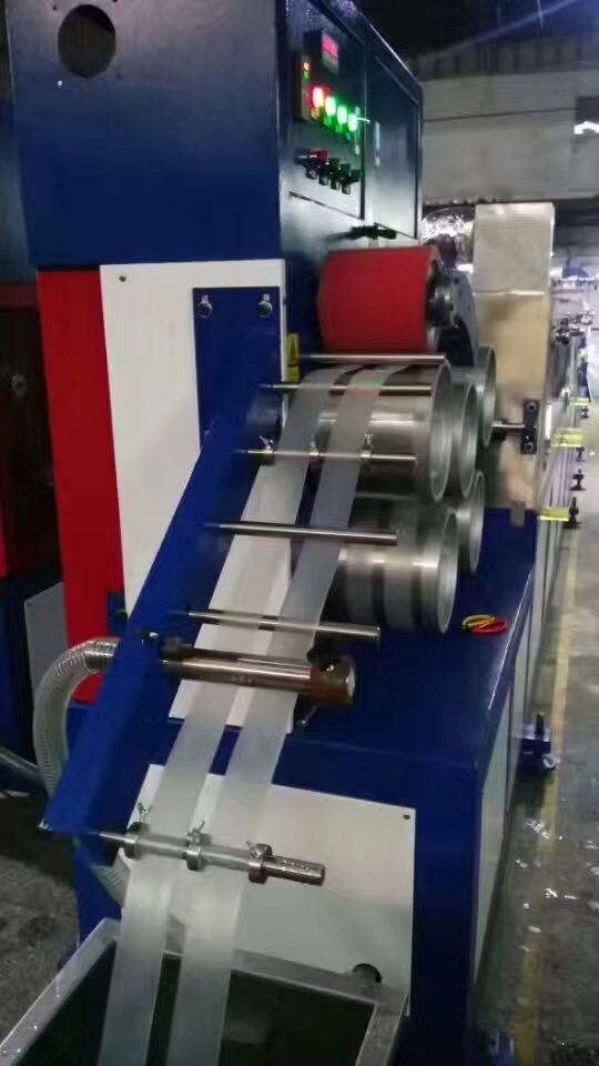 High output PP packing bale strap band extrusion machine line 1