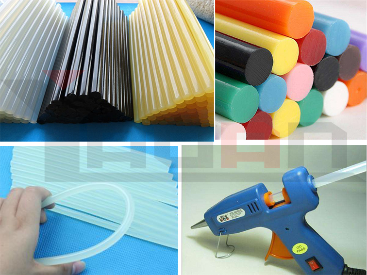 EVA Hot Melt Adhesive Glue Stick Making Machine 3