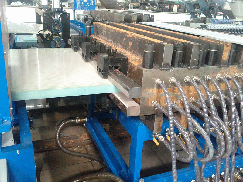 PP PE ASB POM thick sheet machine thick board production line