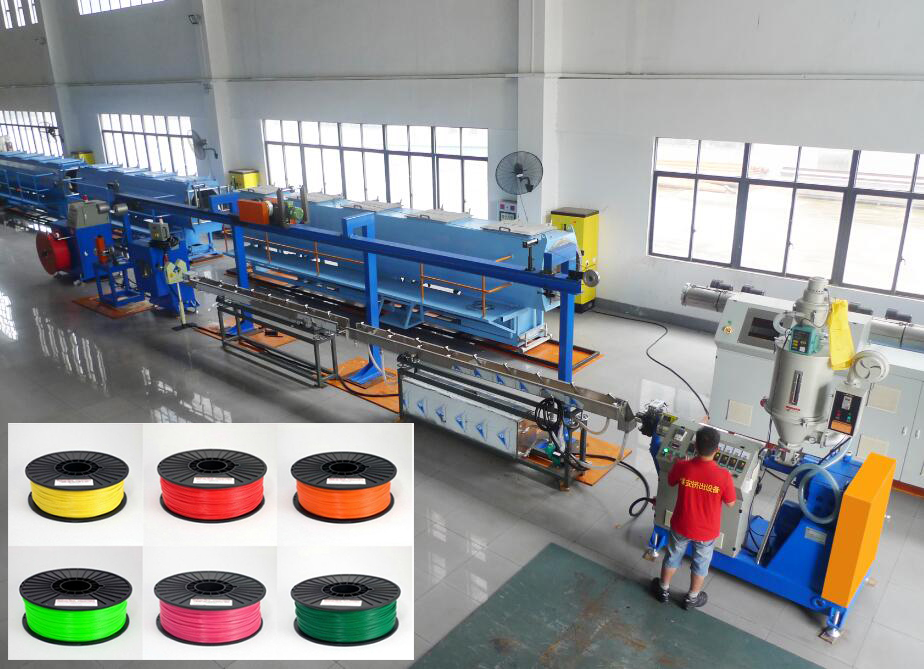 Filament Extrusion Machine FOR 3D PRINTERS