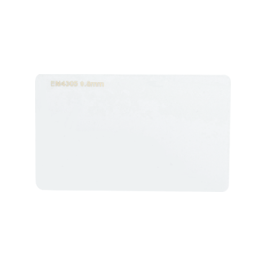 wholesale EM4305 white blank card manufacturers