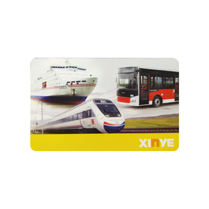 RFID Ticket For Transportation