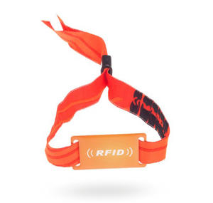 customized rfid nylon wristband manufacturers