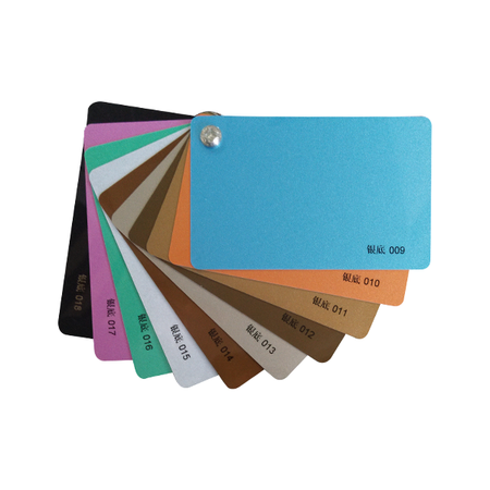 Color Rewritable RFID Card