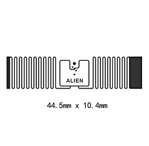 RFID UHF Anti-Metal Label Tag XY-9610 ANTENNA