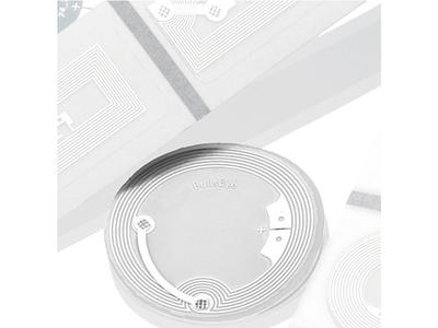 MF S70 RFID Label Inlay