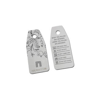 XY-U100763401T RFID UHF Clothing Hang Tag
