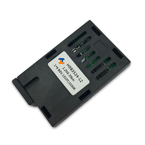 1.25Gbps 1X9 Transceiver Single-Mode