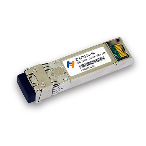 25G 1310nm SFP28 40km Transceiver